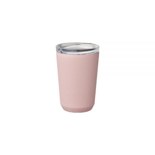 KINTO TO GO TUMBLER pink, 360ml / 12oz 1