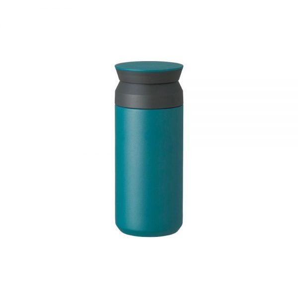 KINTO TRAVEL TUMBLER turquoise, 350ml / 12oz 1