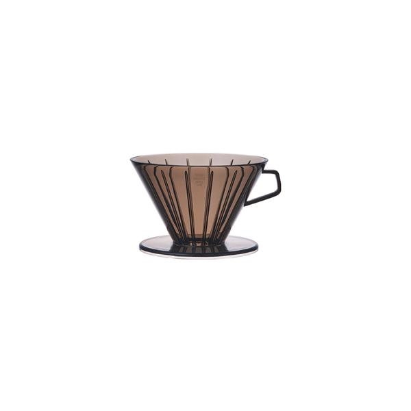 KINTO SLOW COFFEE STYLE brewer 4cups, clear gray 1